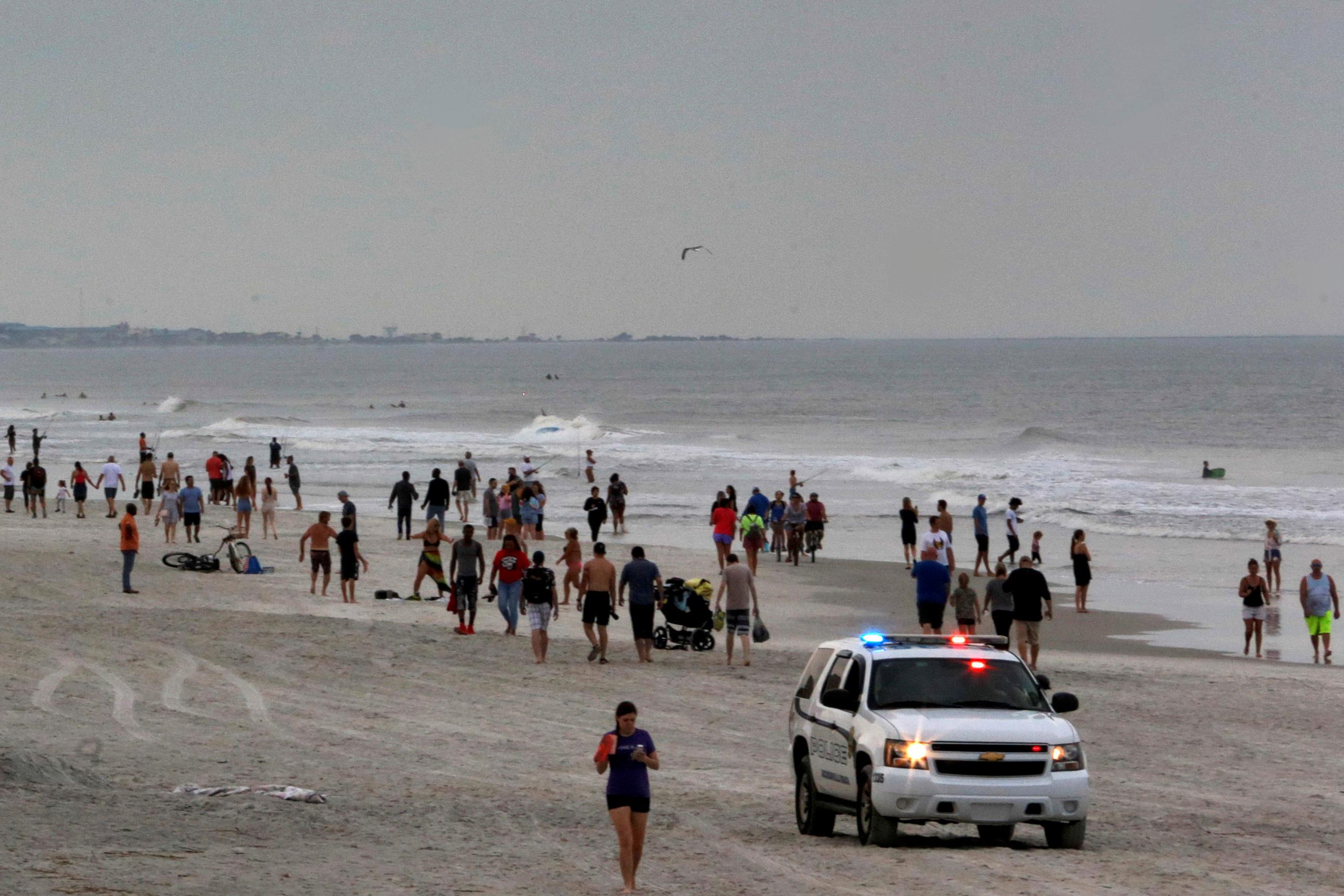 El condado de Duval es uno de los más afectados de Florida por la pandemia (Reuters)