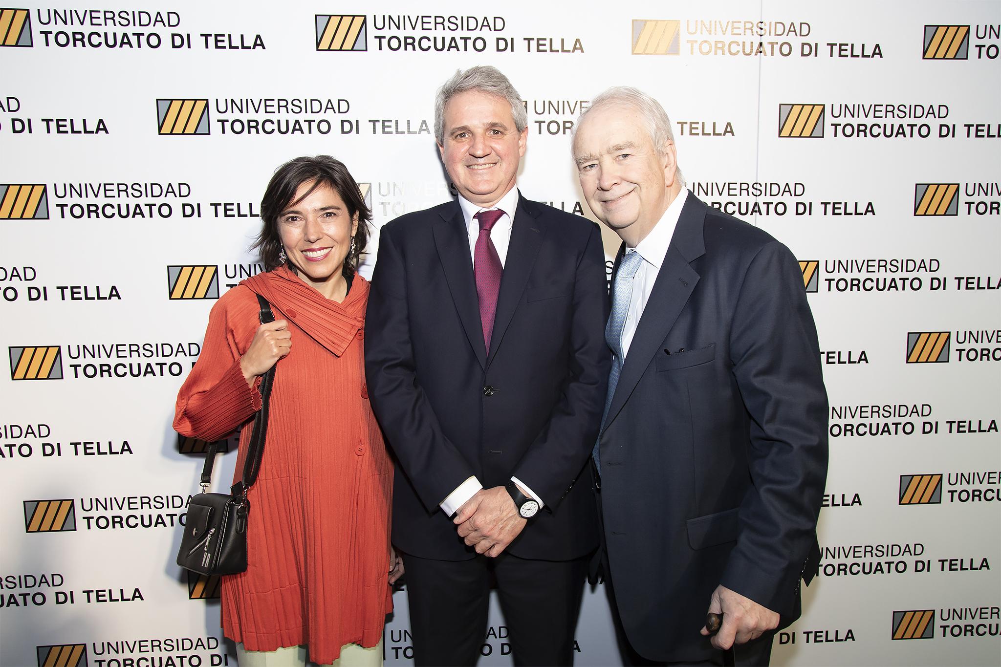 Verónica Rappoport, Juan José Cruces y Carlos Franck