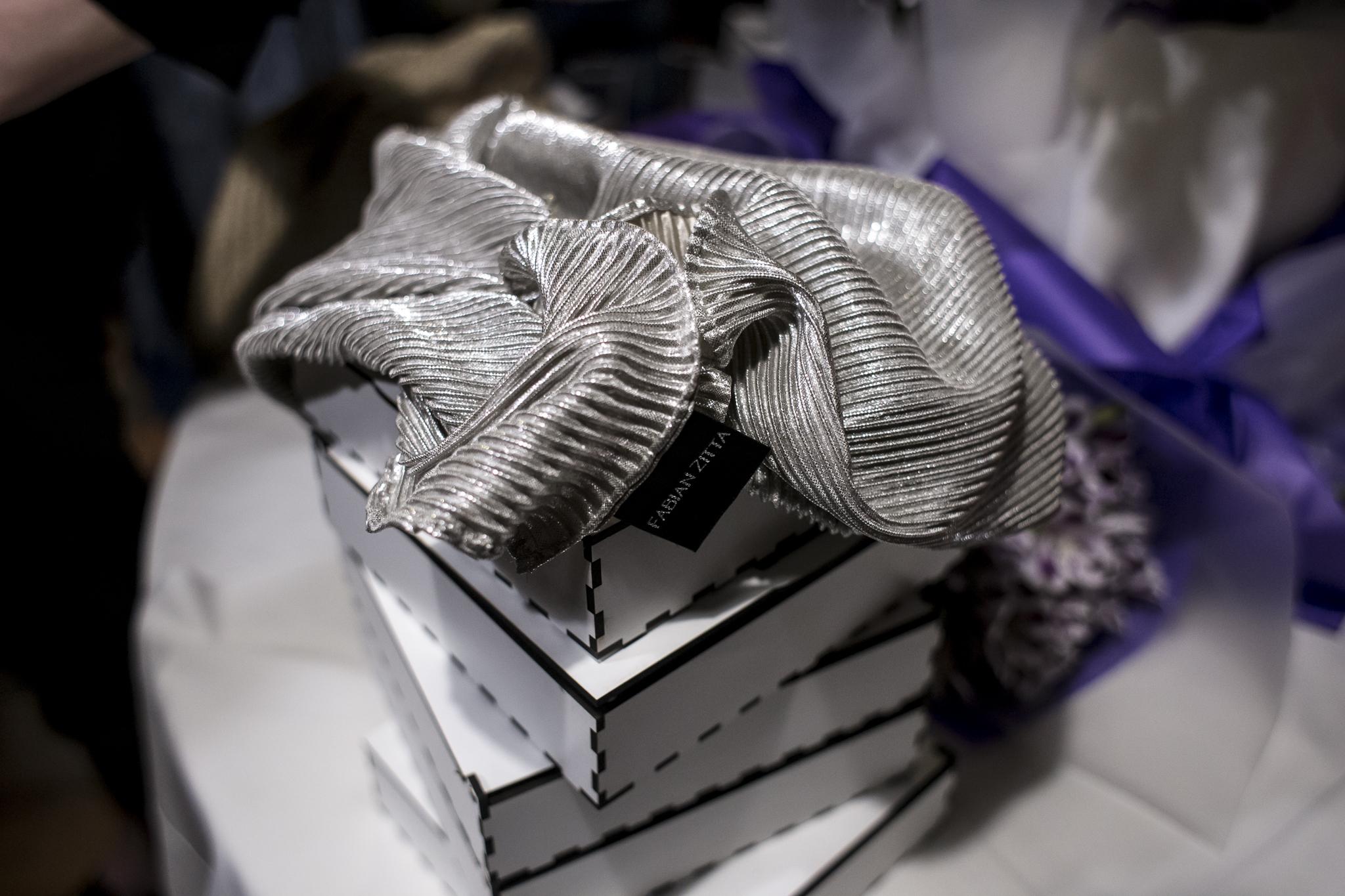 Los pañuelos intervenidos por Zitta