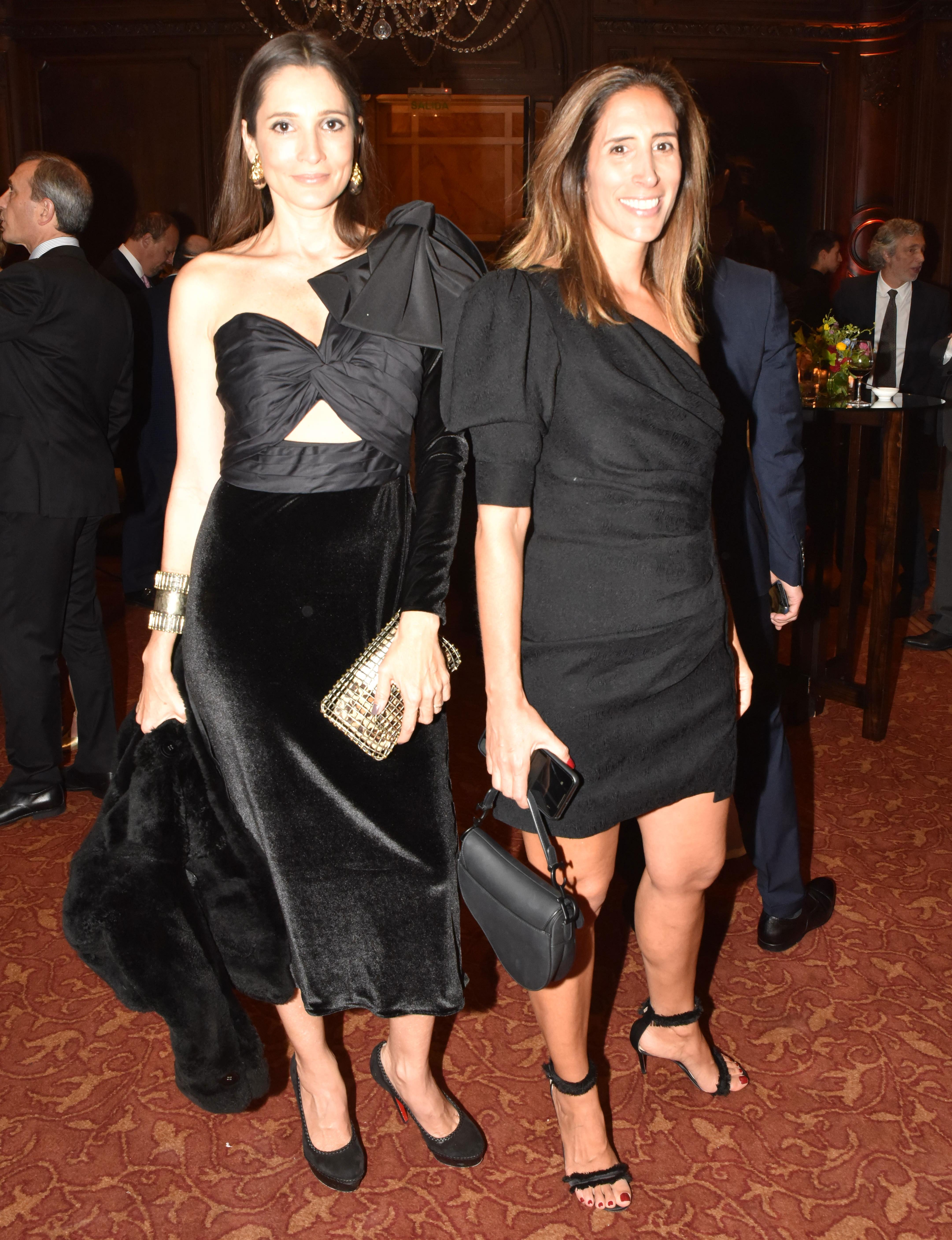 Astrid Muñoz de Novillo Astrada y Florencia Perotti
