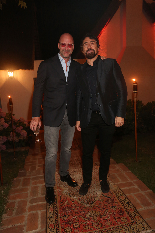 Giuseppe Cipriani y Guga Pereyra