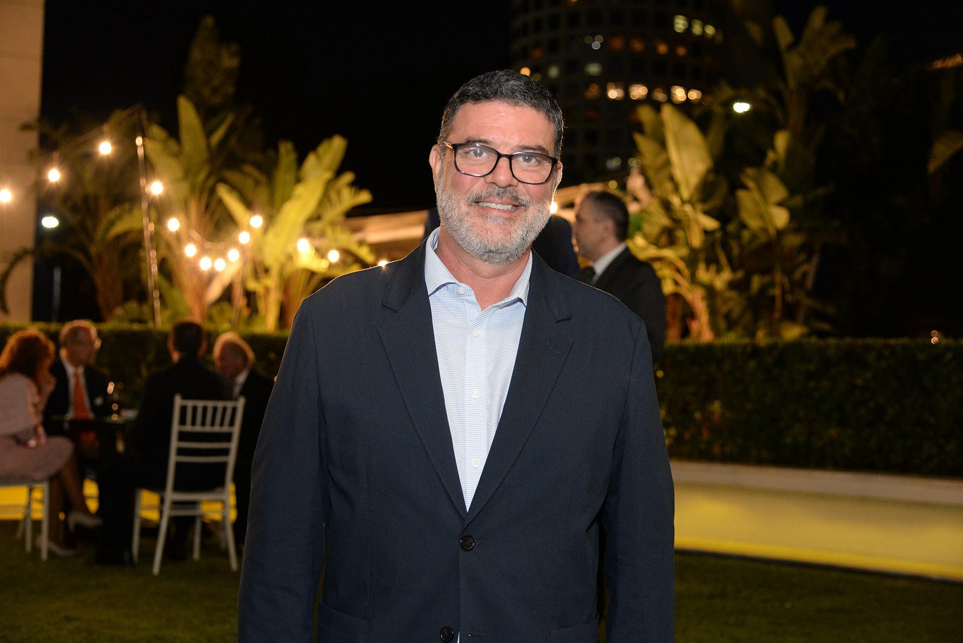 El director del Museo Nacional de Arte Decorativo, Martín Marco