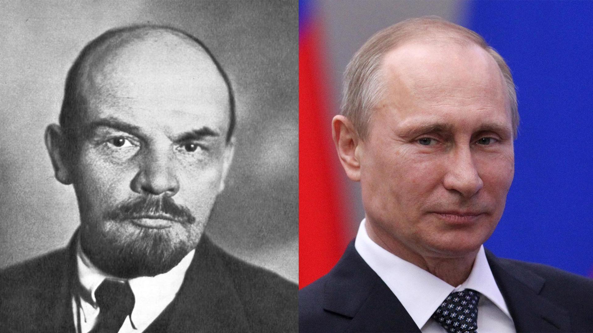 Vladimir Putin Responsabilizo A Lenin De La Caida De La Union Sovietica Infobae