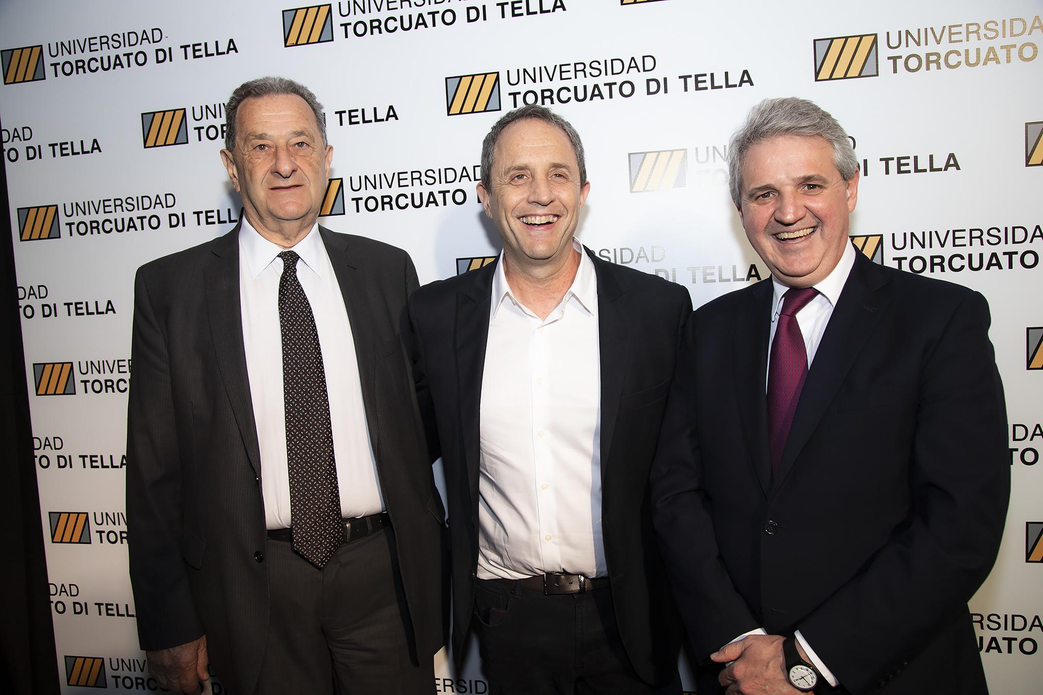 Bernardo Kosacoff y Ernesto Tenembaum