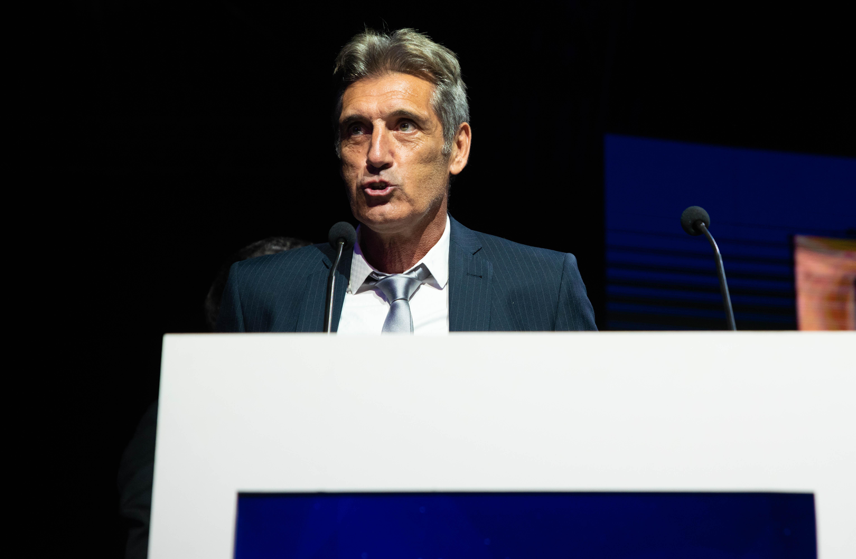 Juan Simón, parte de la selección argentina que ganó el Mundial Sub 20 en Japón 1979