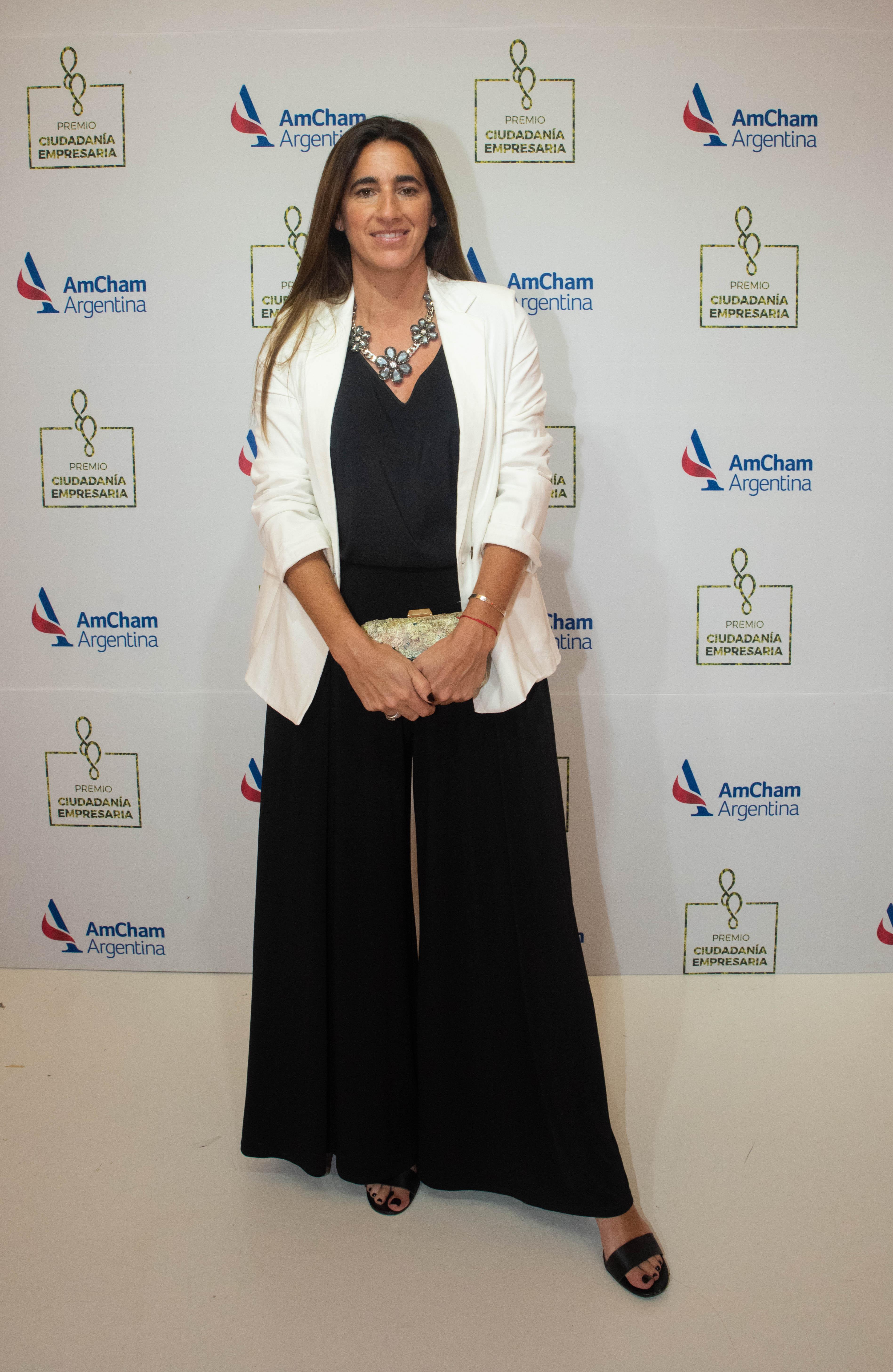 Dolores Fernández Lobbe, gerente general de Walmart Argentina /// Fotos: Franco Fafasuli