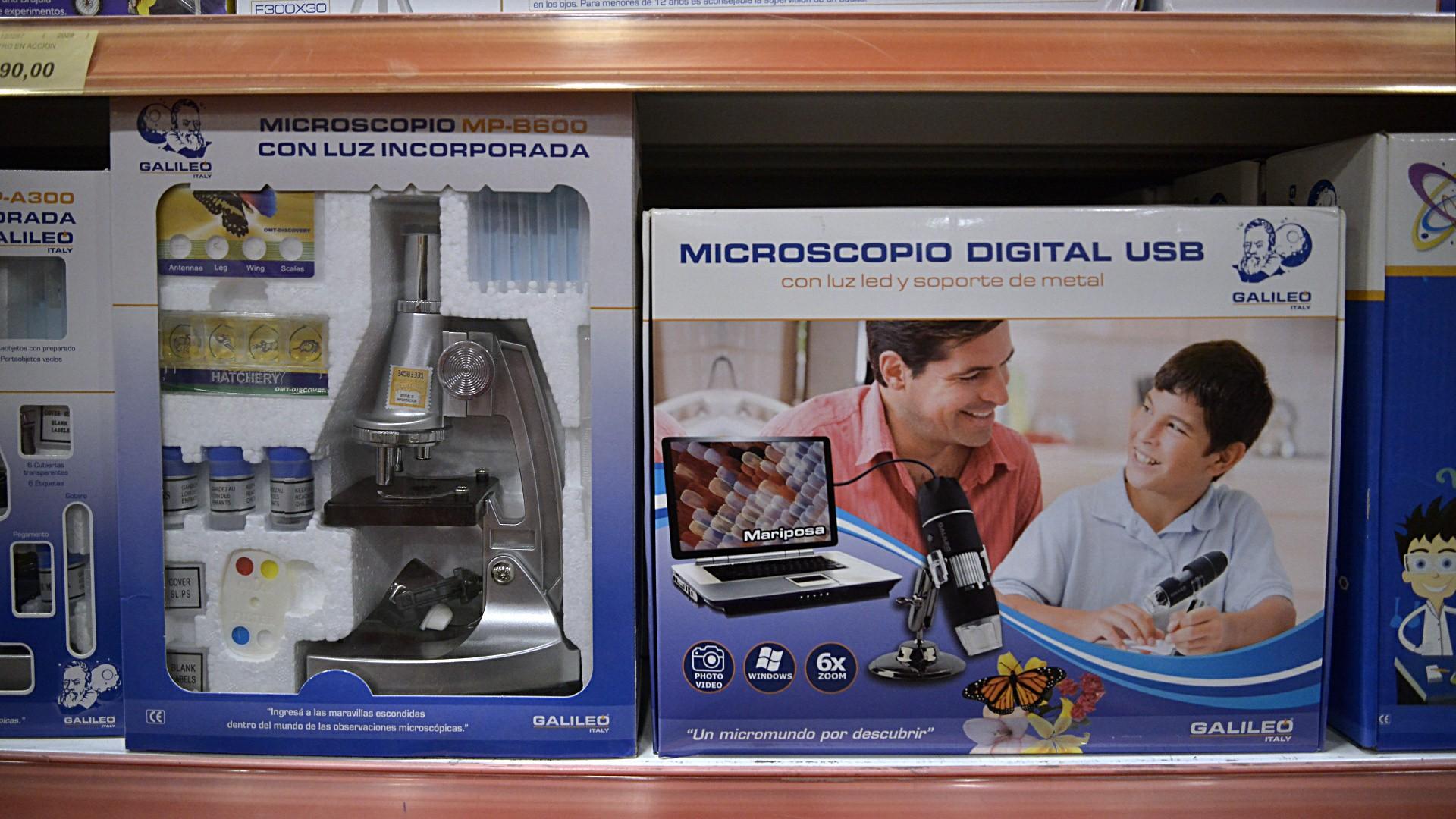 Los juguetes educativos y científicos, una tendencia que crece
