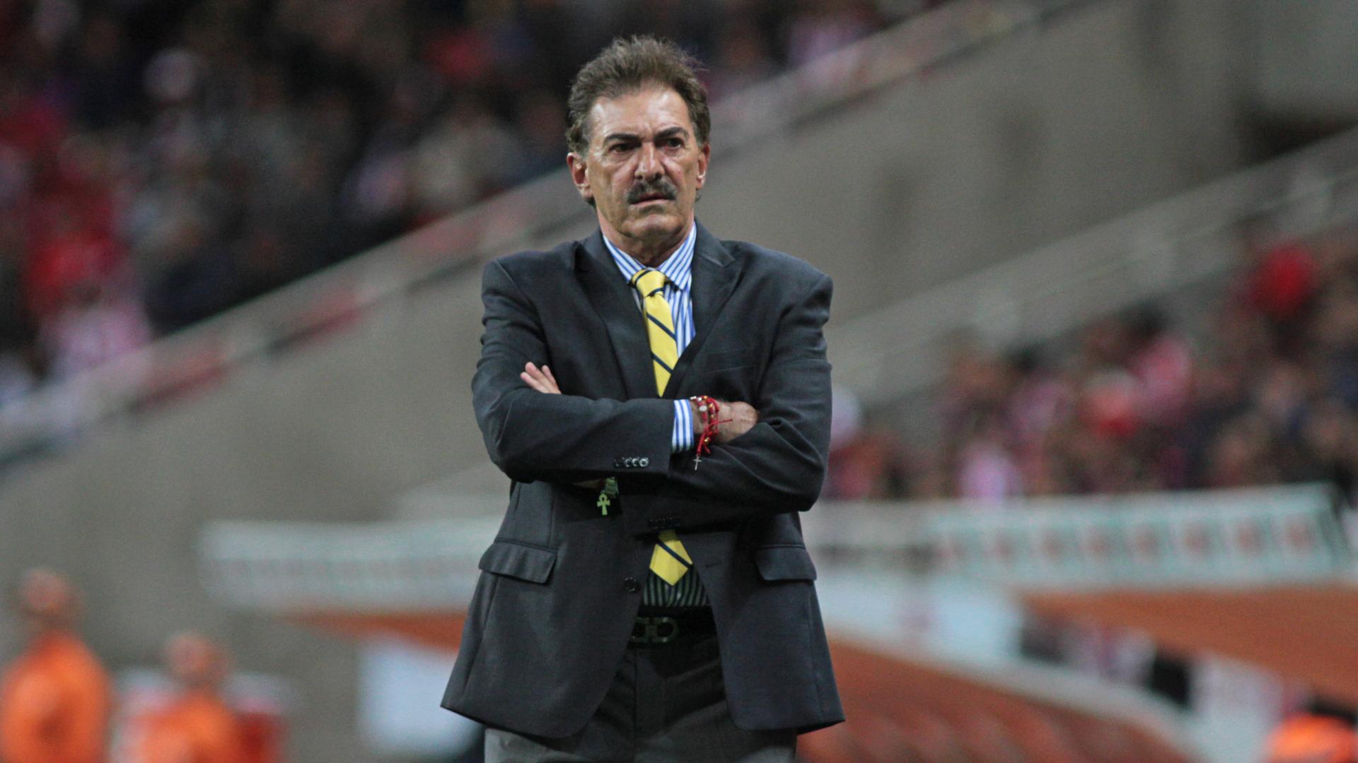 Ricardo La Volpe se califica como un gran entrenador y afirma que su peor error fue su relación con la prensa