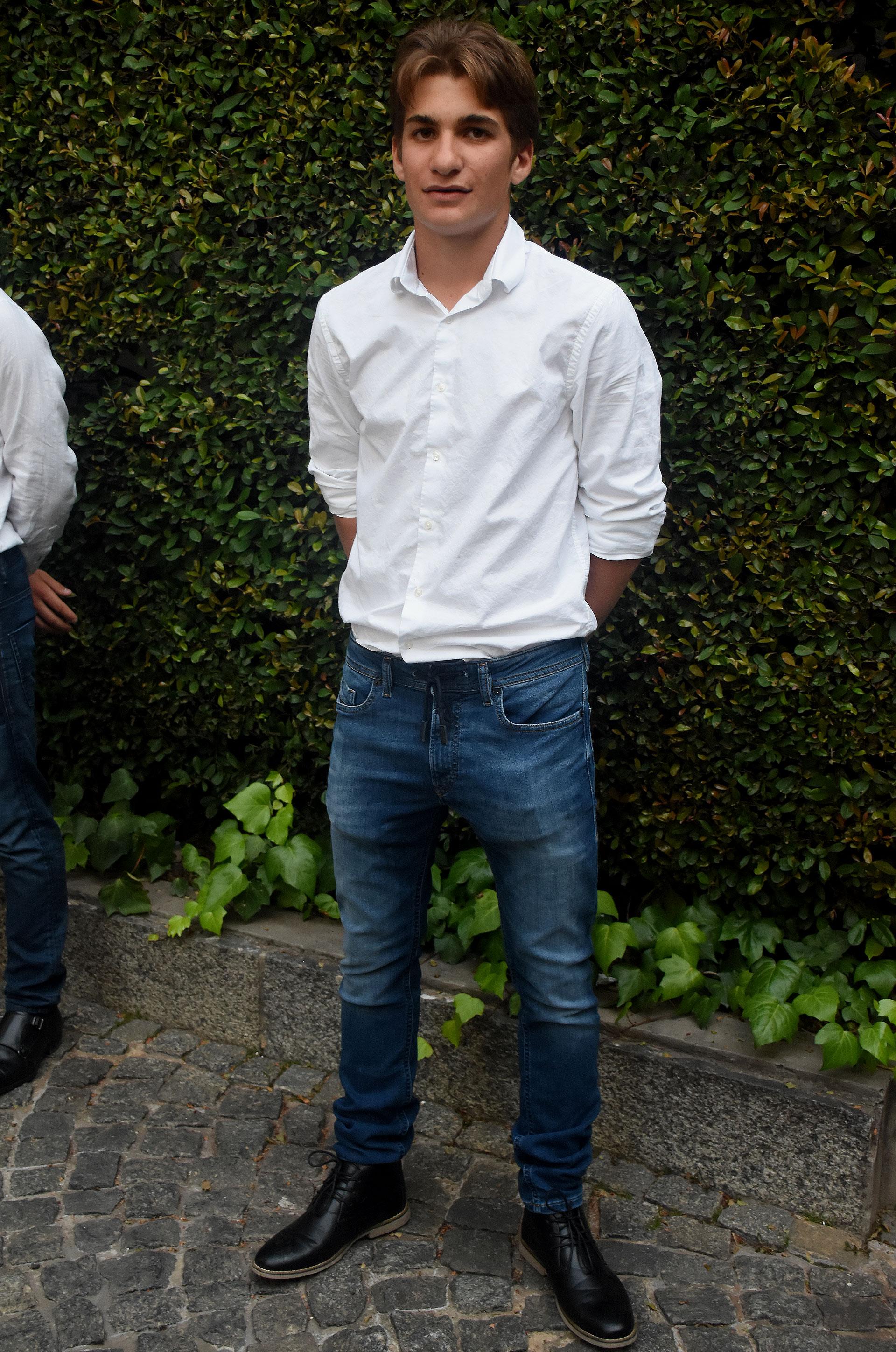 Camilo Castagnola. Junto a su hermano Bartolomé (h), son reconocidos no solo por su talento a nivel internacional, sino también por ser los más jóvenes del circuito