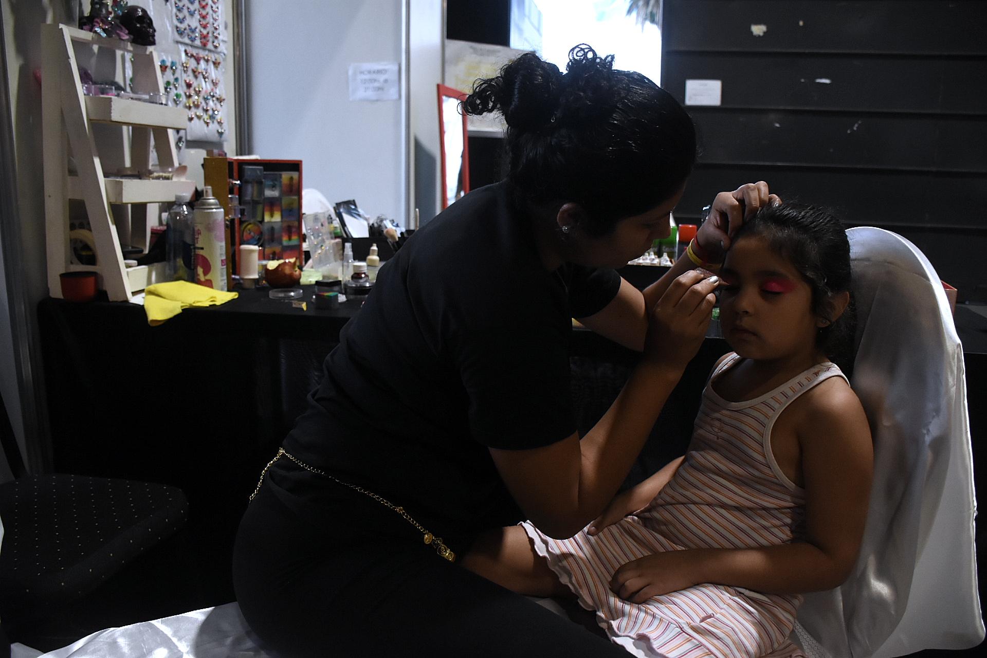 Tattoo Kids, maquillaje y tatuajes temporales para niñas y niños