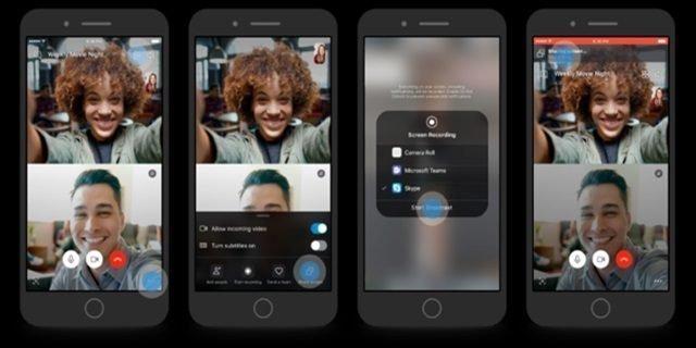 En las últimas semanas, Skype registró un incremento del 70% en tanto que los minutos de llamadas aumentaron 220%.  (Foto: Microsoft)