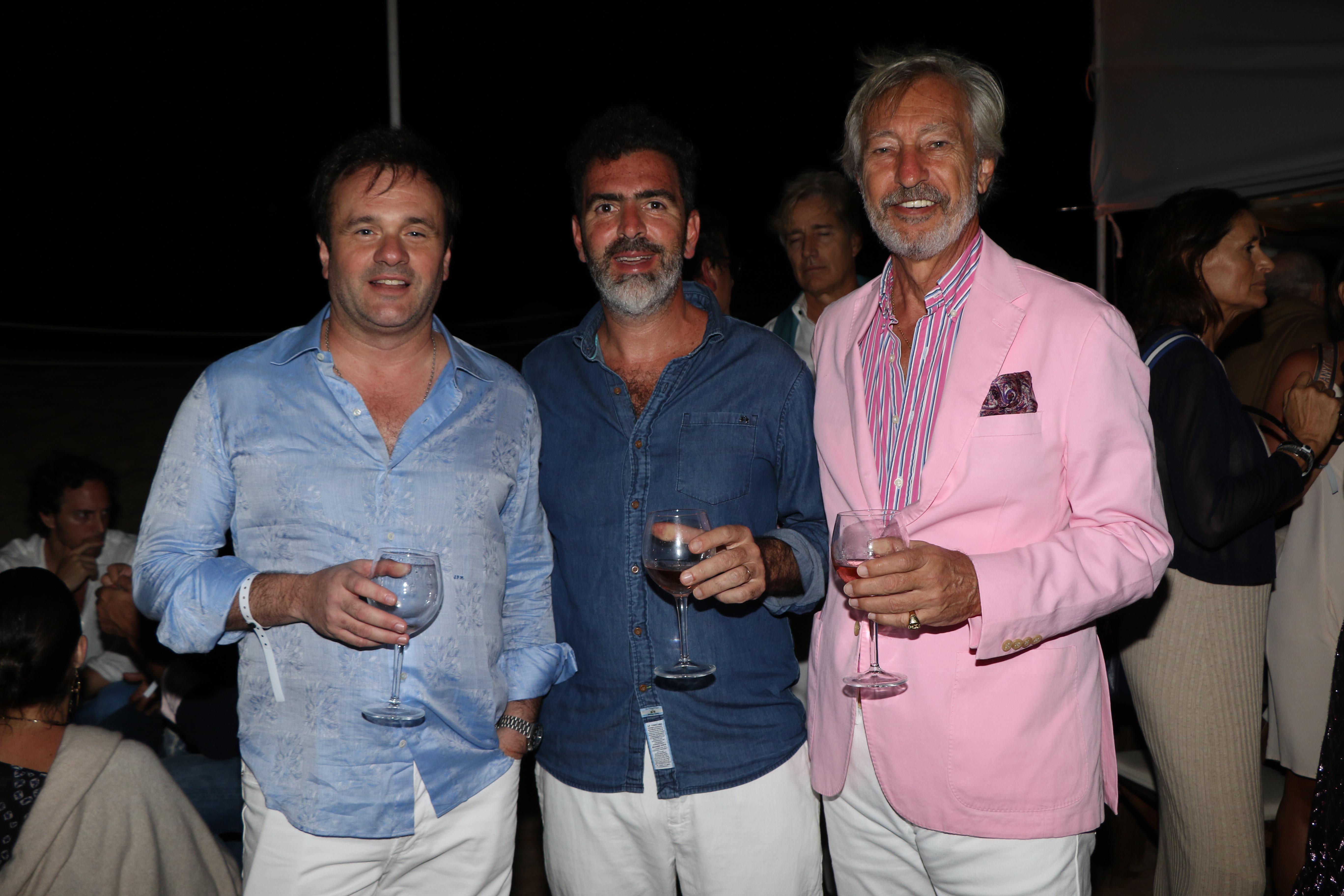 Juan Pablo Maglier y Germán Neuss