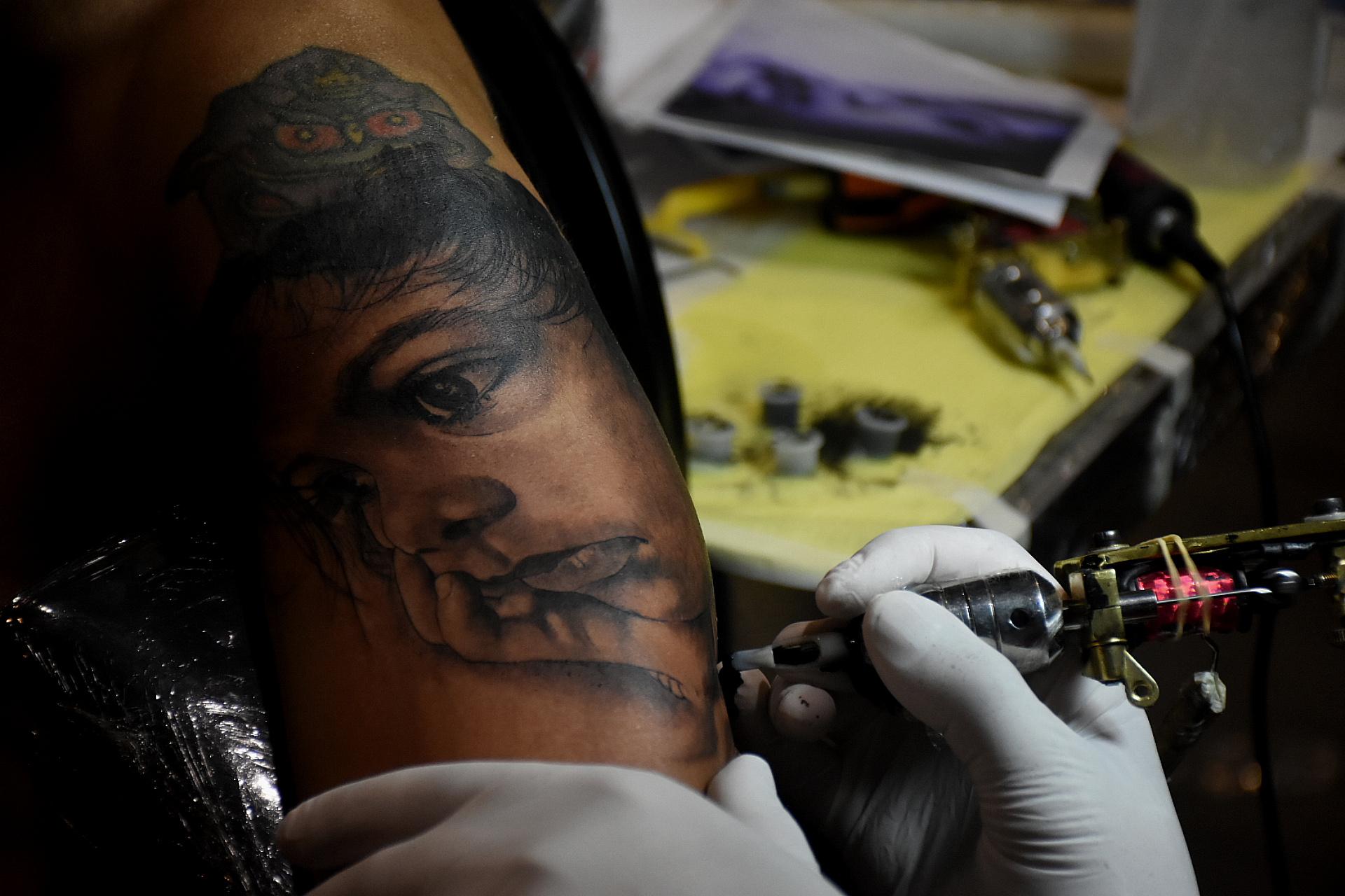 Una de las principales atracciones será el exclusivo concurso de tatuajes en el que se eligen al mejor artista de cada estilo y el mejor tatuaje de la convención