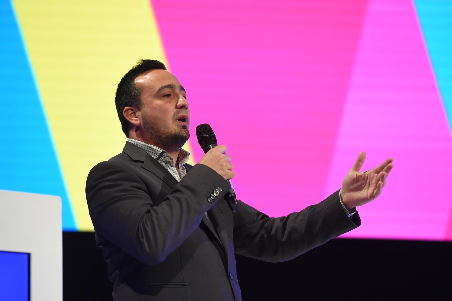 Jonatan Fasano, gerente Comercial Digital en Grupo América