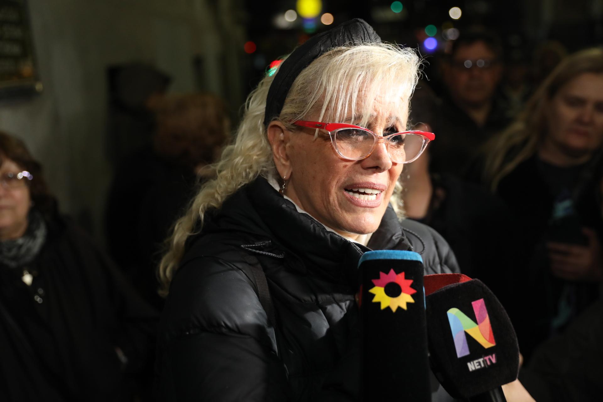Valeria Lynch (Foto: Teleshow/Chule Valerga)