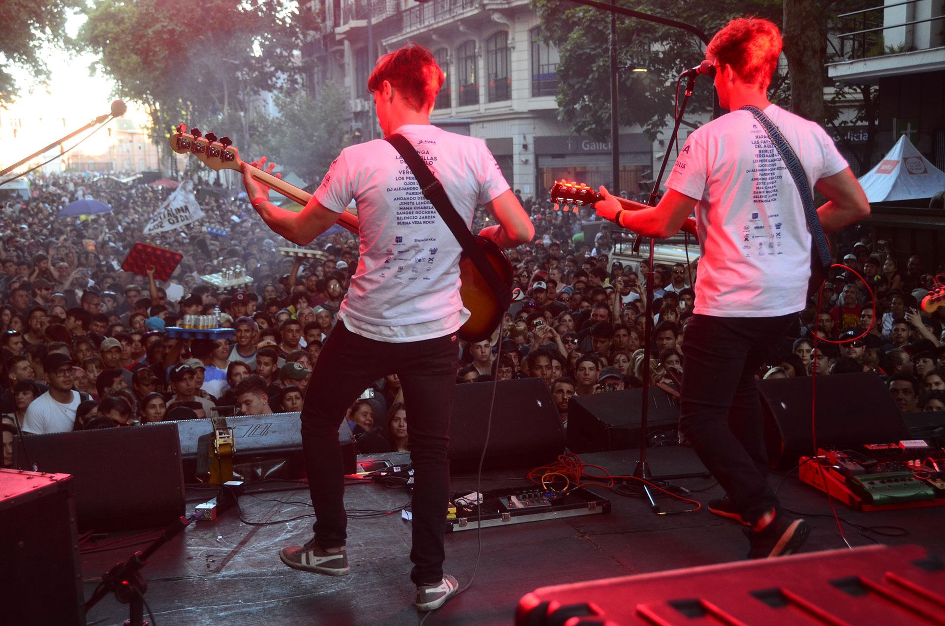 Con la presencia de más de 4 mil personas, fue un evento cargado de alegría y emoción ya que es la última vez que se realizará en Buenos Aires