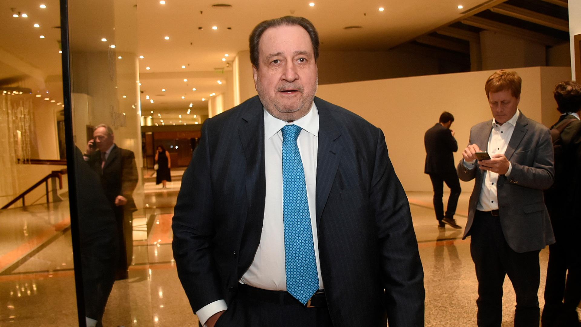 León Arslanian, ex ministro de Seguridad de la provincia de Buenos Aires