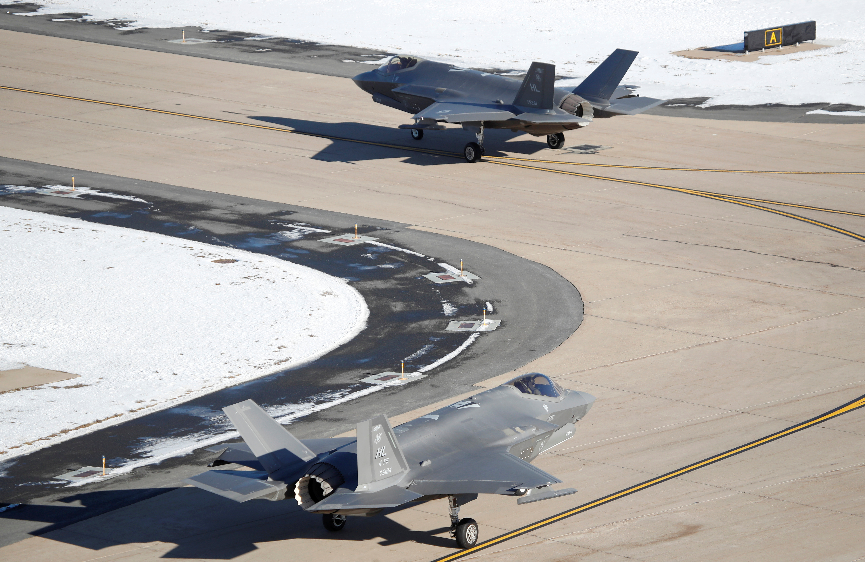 Los aviones F-35 ya fueron utilizados en Medio Oriente (Reuters)