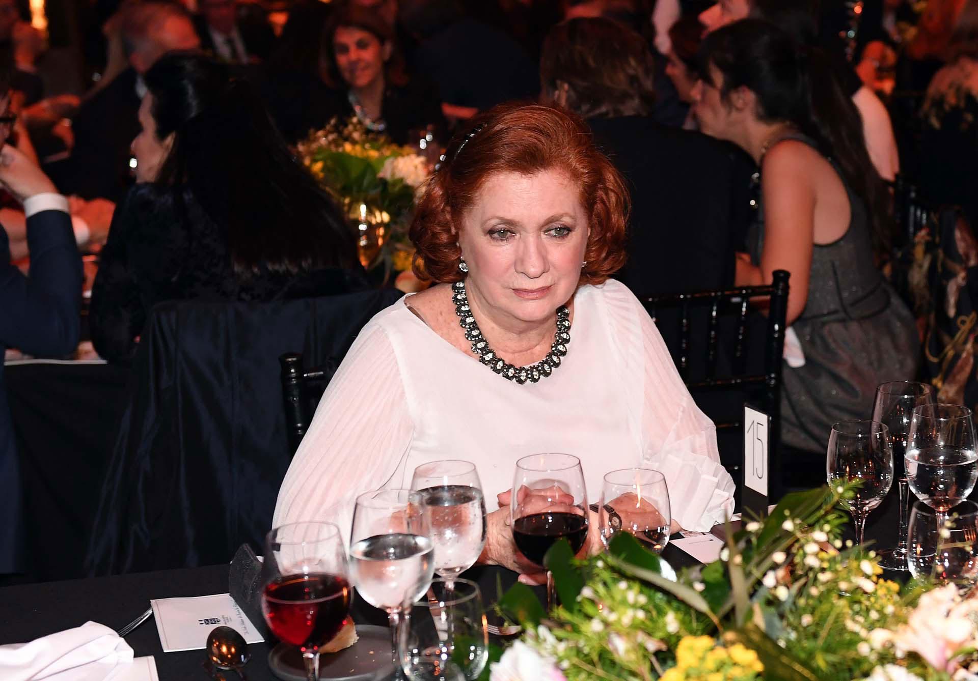 La presidente de ALPI, Teresa González Fernández