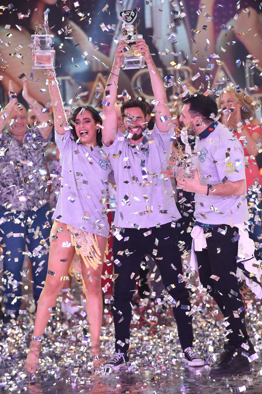 Nico Occhiato y Flor Jazmín Peña, campeones del Super Bailando (Foto: Negro Luengo / LaFlia)