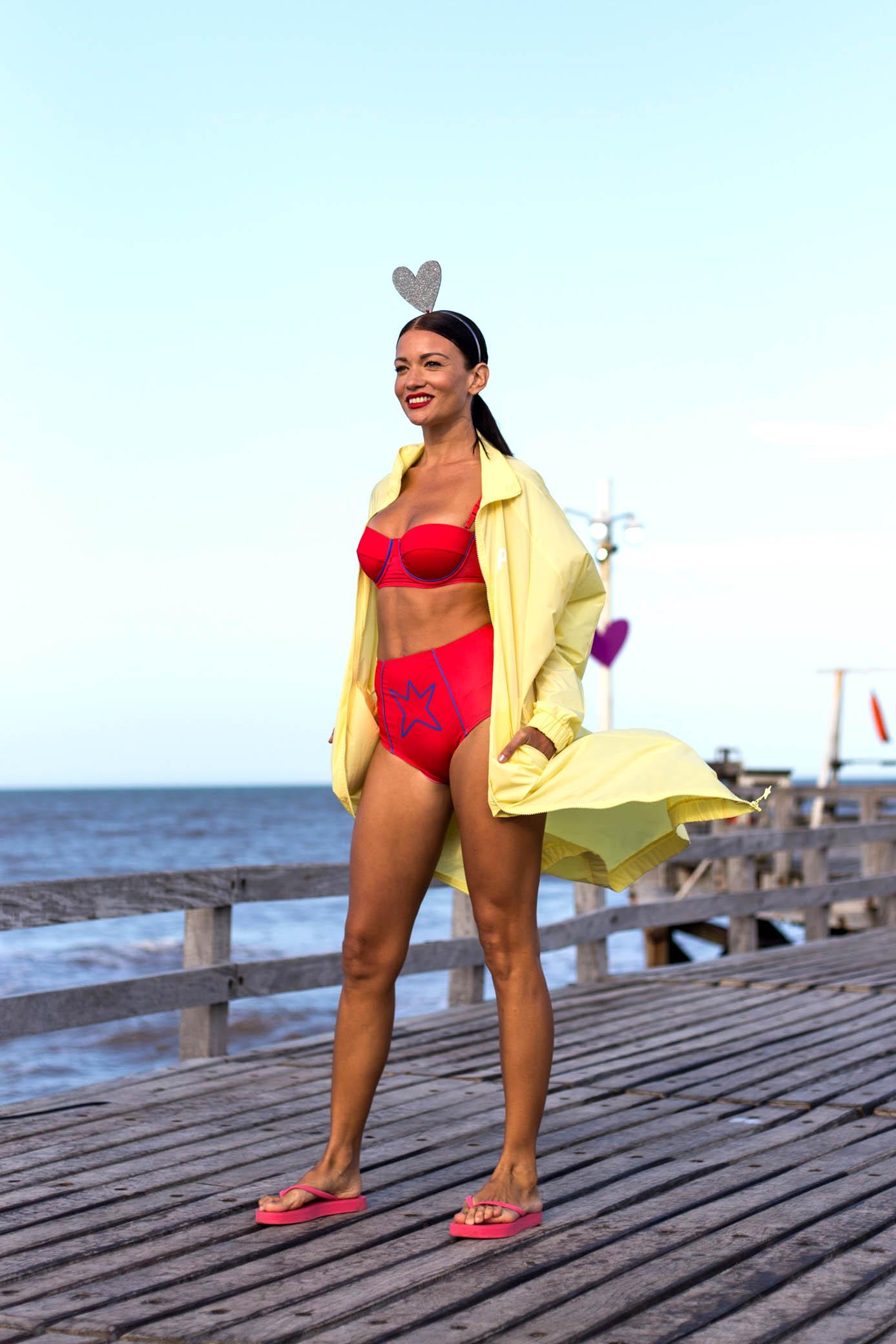 La modelo y cantante Carolina Puntonet (La Fantasia Agency)