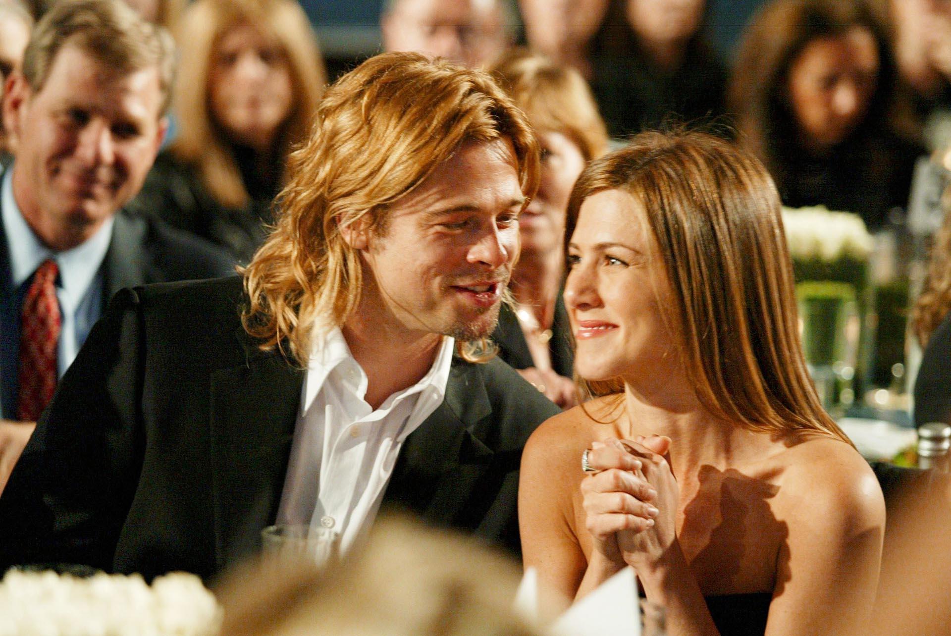 La especial historia de amor, infidelidad, escandaloso divorcio y reencuentro de Brad Pitt y Jennifer Aniston - Infobae