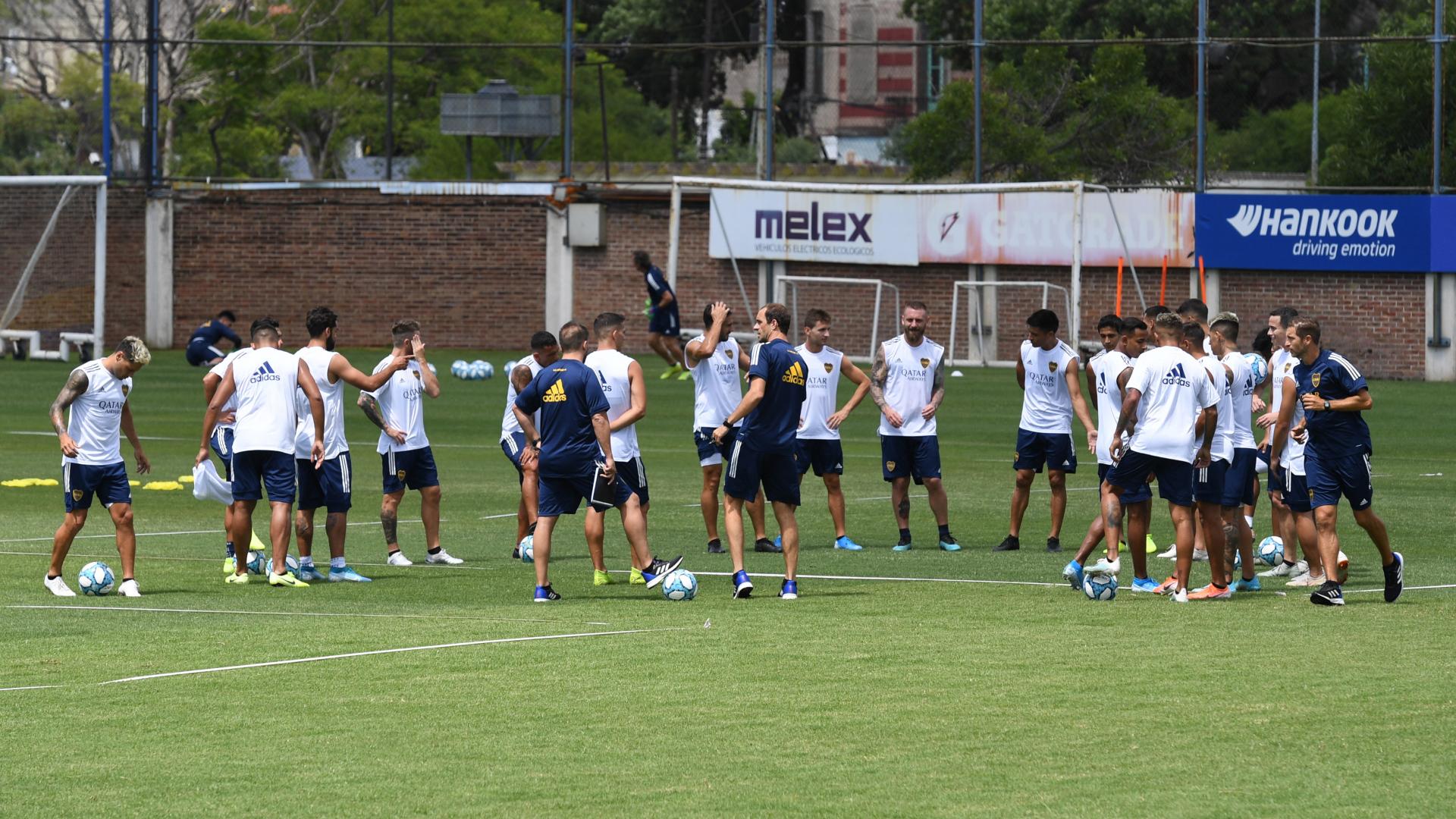 Boca tendrá su primer partido oficial ante Independiente el domingo 26 de este mes por la 17ª fecha de la Superliga
