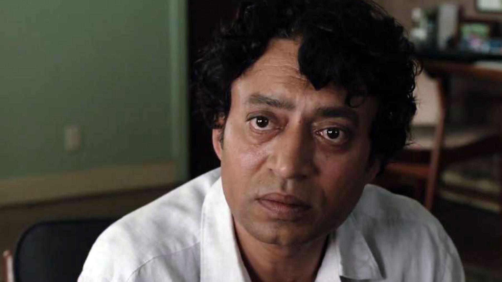 """Actriz Porno Indu murió el actor indio irrfan khan, conocido por """"la vida de"""