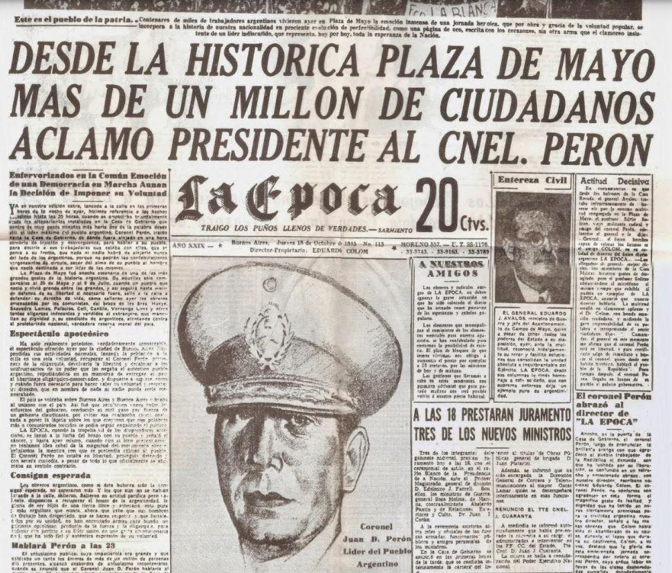 17 de octubre de 1945: cómo se gestó la movilización que cambió para siempre la vida de Juan Domingo Perón y la historia argentina - Infobae