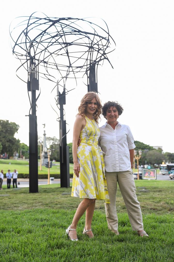 Karina El Azem y Orly Benzacar