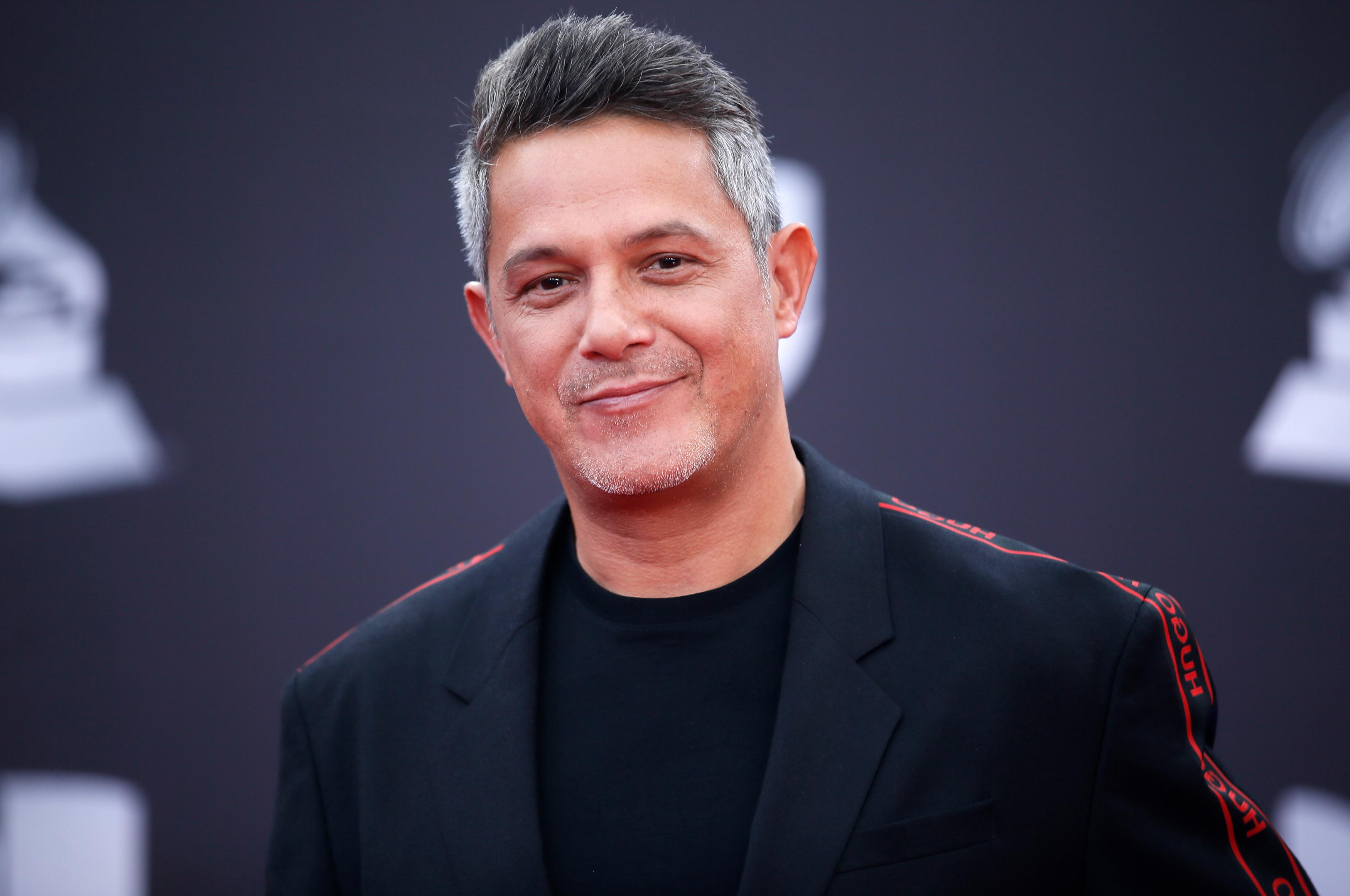 El español Alejandro Sanz, uno de los grandes nominados de los Latin Grammy 2019