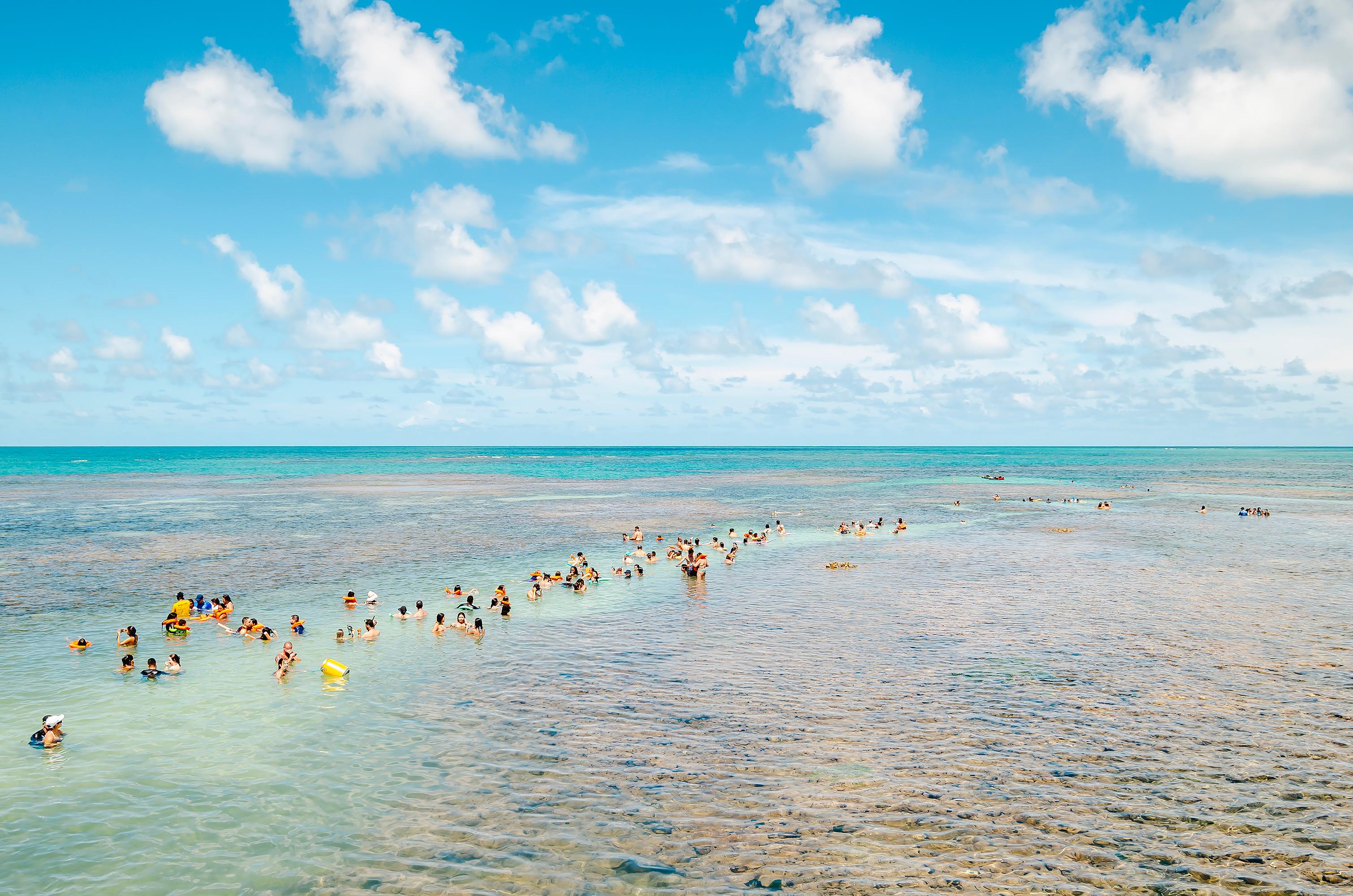 Se trata de una de las playas más importantes y frecuentadas de la ciudad de João Pessoa. La misma ofrece la oportunidad de bucear cuando la marea baja y en la costa, diversos restaurantes ofrecen típicos platos regionales, así como también nacionales e internacionales