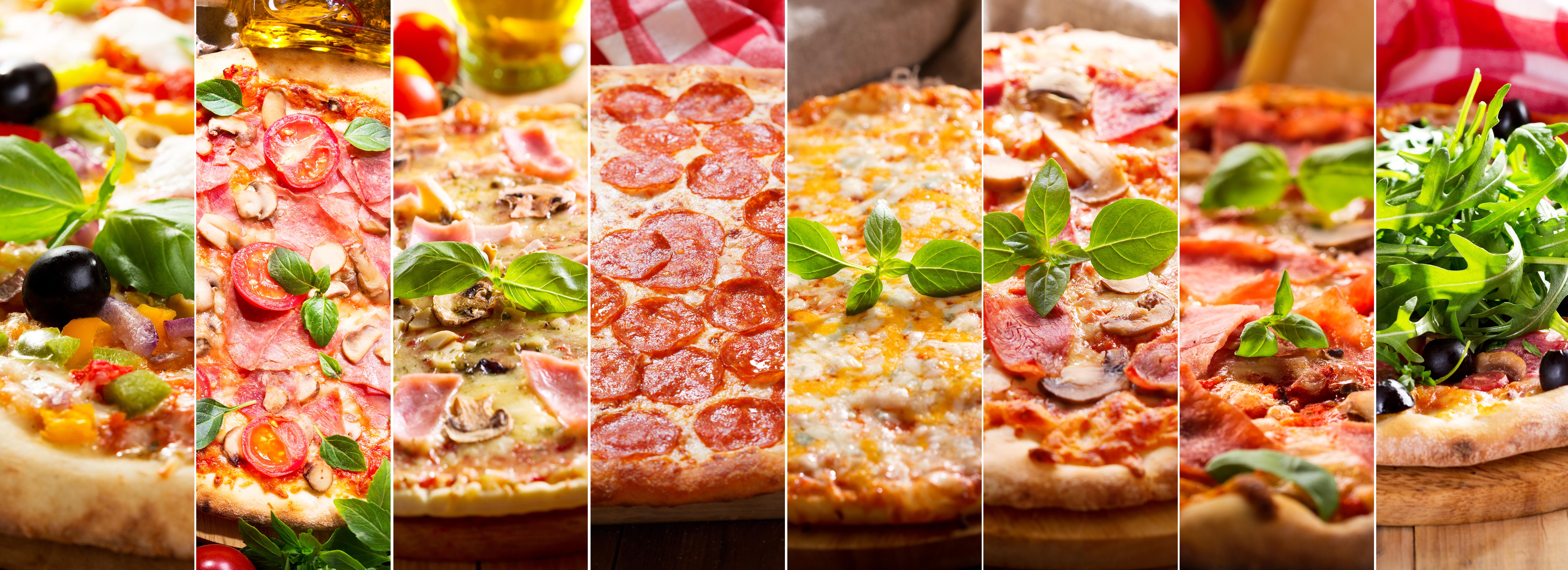 El 9 de febrero es el Día Mundial de la Pizza (Shutterstock)