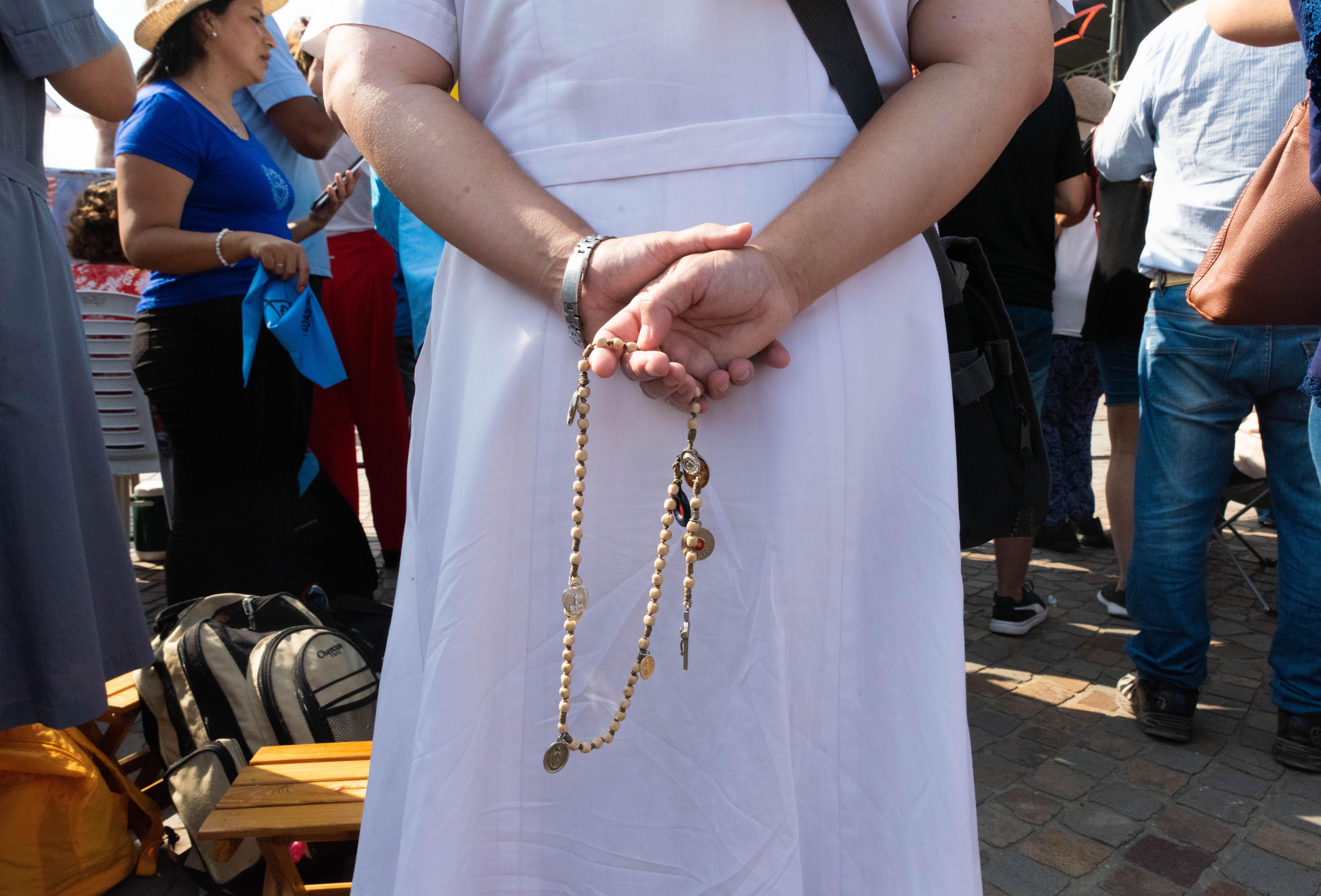 Misa en Luján por las Mujeres y por la Vida - 8 de Marzo