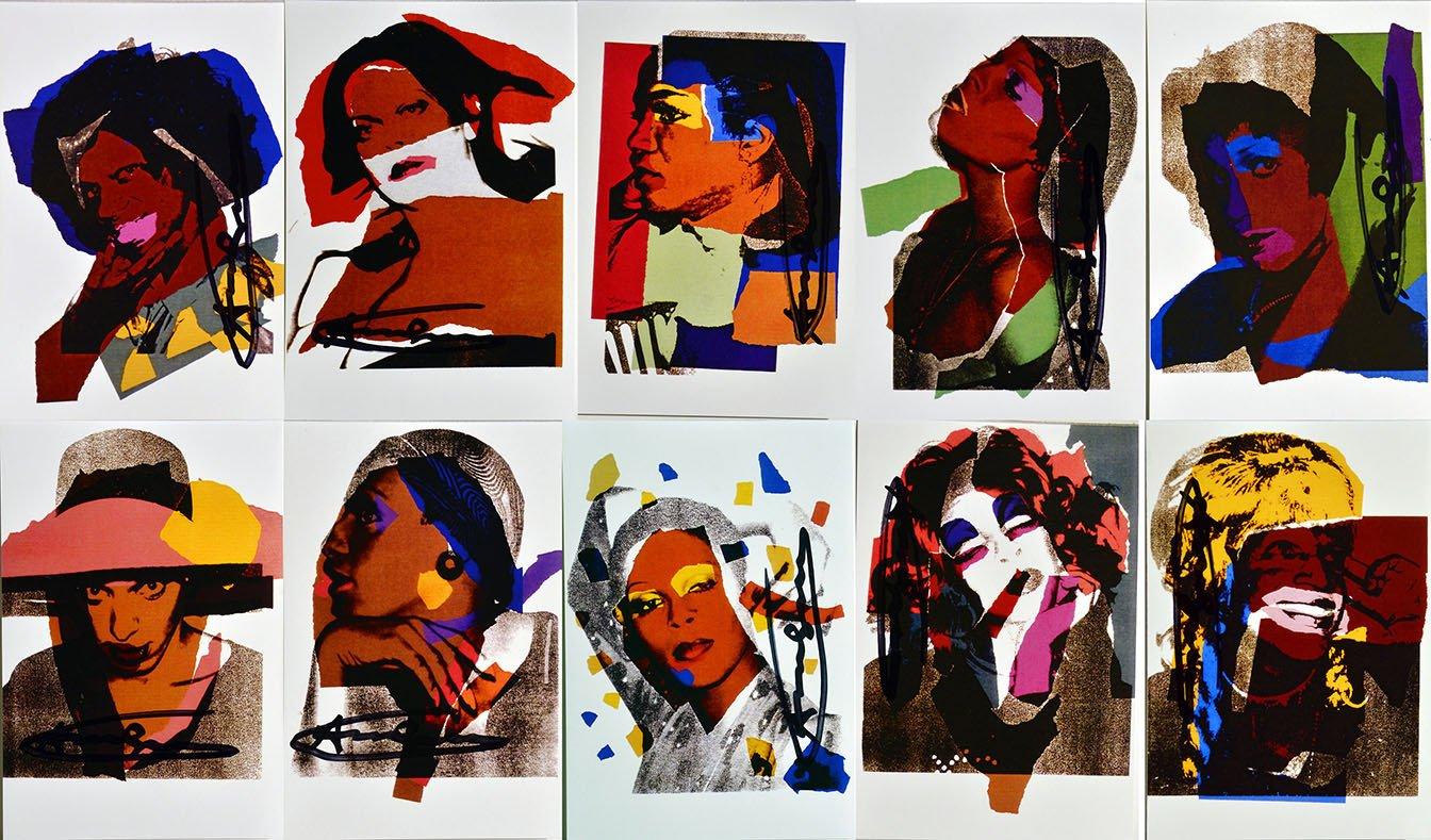 La hora de las drag queens y mujeres trans de Andy Warhol - Infobae