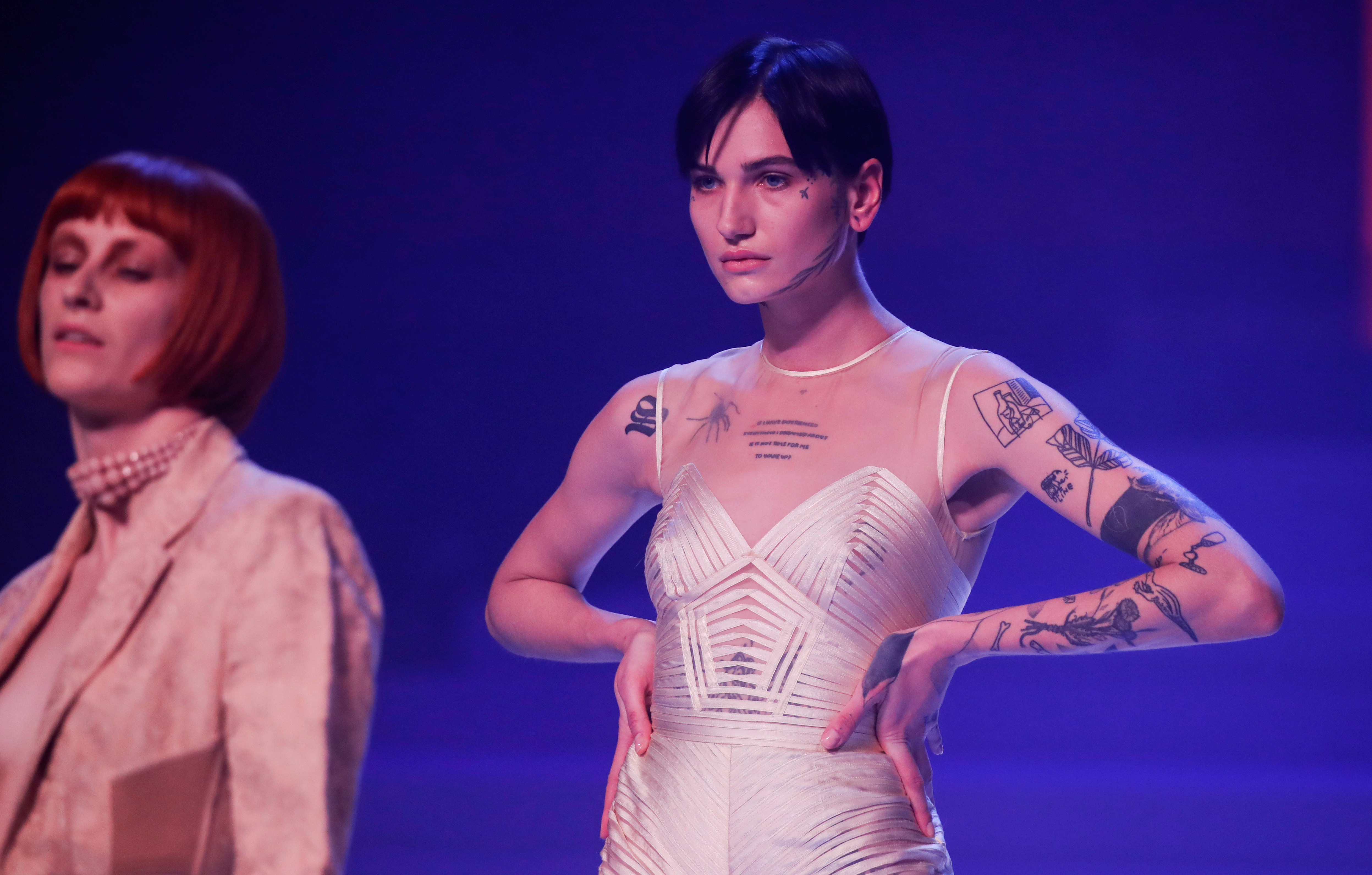 La corsetería, uno de los íconos del diseño de Jean Paul Gaultier a través de los 50 años de la moda