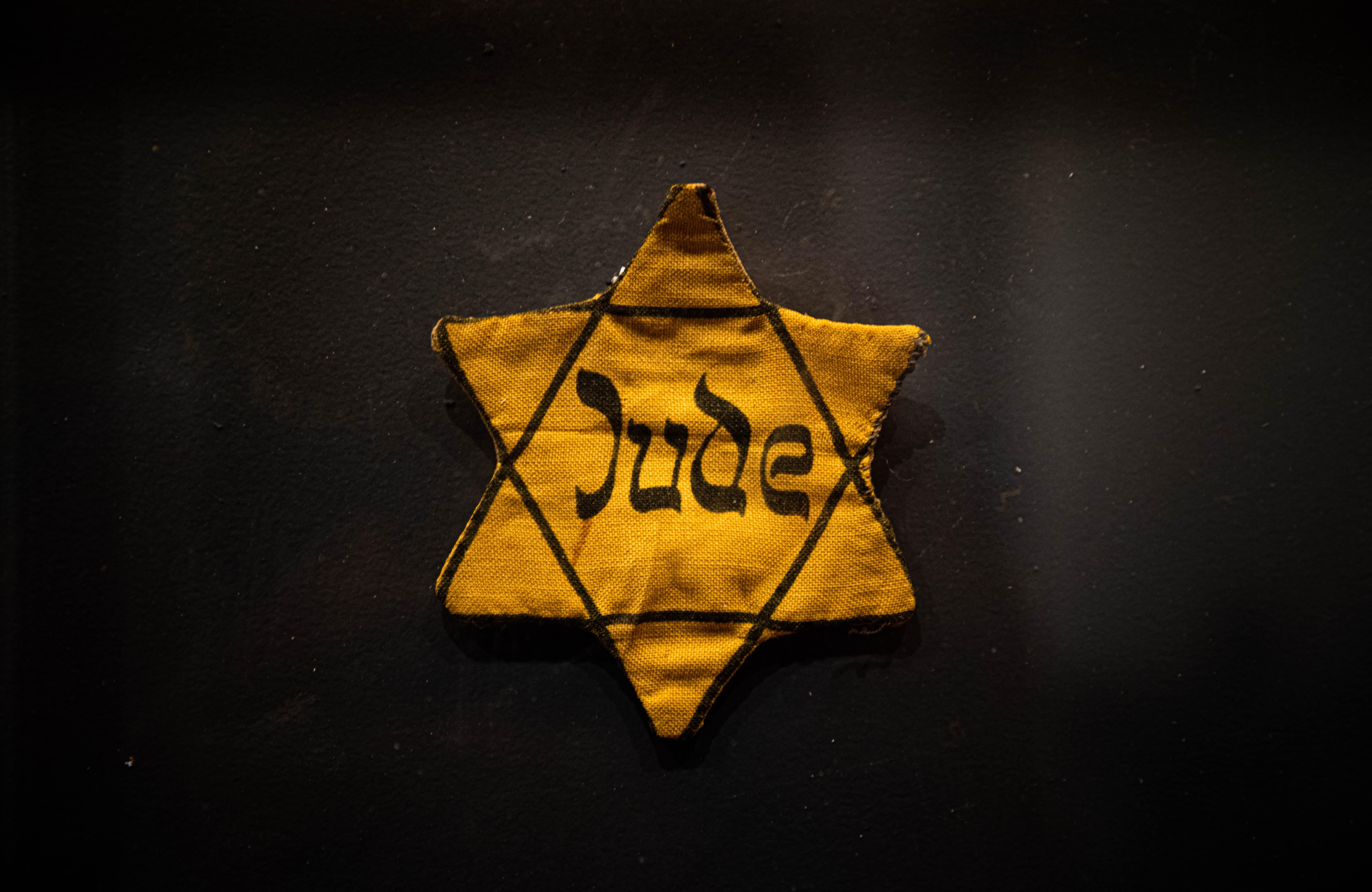 Los judíos no fueron el único colectivo señalado. Una propaganda del programa